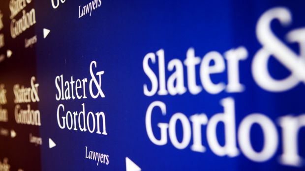 Slater & Gordon is working on a restructure to appease its bankers.