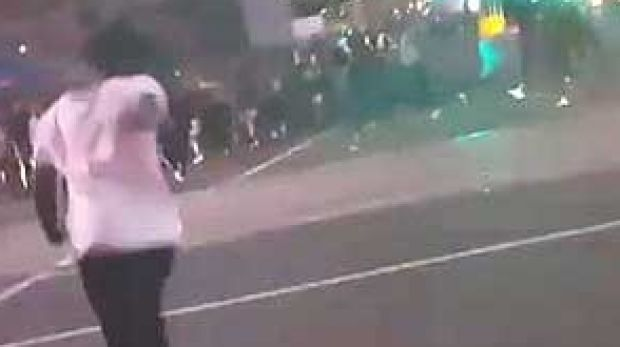 Apex gang members were held responsible for last month's Moomba riots in the CBD.