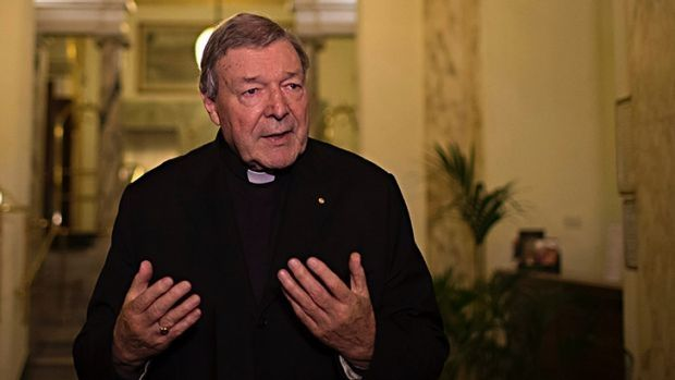 Cardinal George Pell has denied all the allegations.