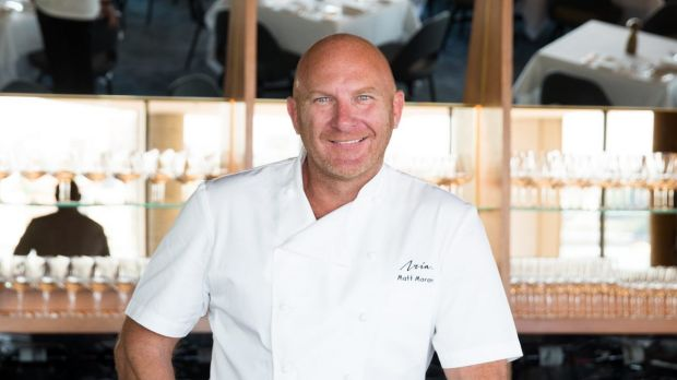 Matt Moran is rapidly expanding his footprint across town.