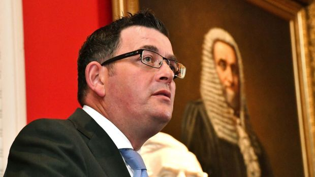 Premier Daniel Andrews has gone all Dirty Harry, with a truckload of law-and-order initiatives that include an increase ...