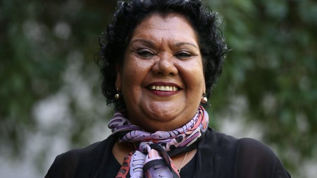 Senior Bunuba woman June Oscar AO is now a Commissioner for Social Justice.