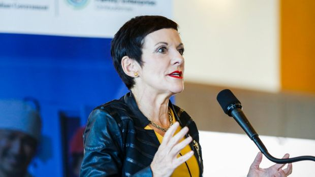 Ombudsman: Kate Carnell has discovered big business offers loans to small business in her inquiry into late payments.