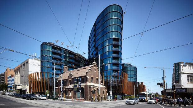 Another building will go up next to Aerial Apartments in Camberwell Junction.