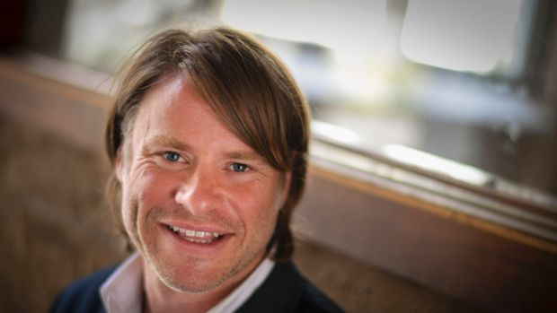 Radek Sali, former boss of Swisse Vitamins who now runs his own investment company.