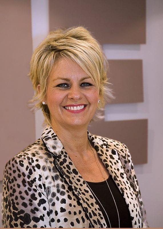 Kim BarnesEvans  MD of THE Agency Cleckheaton