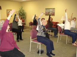 chair yoga for seniors baby shower helps your osteoarthritis benefits are many