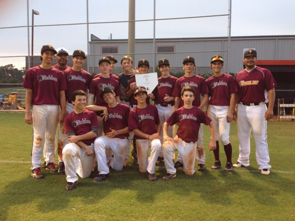 15u Diablos Win Usssa Scholastic State Championship Champs Wear Rings Tournament - Aha