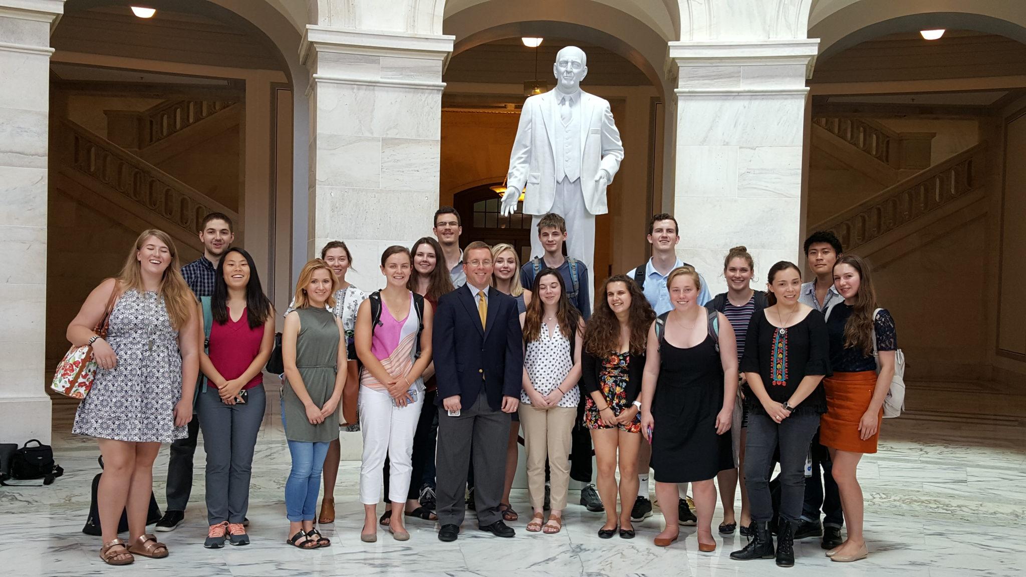 Photos WAPONS Program Begins  Alexander Hamilton