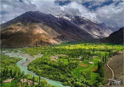 Handrap Ghizer Valley
