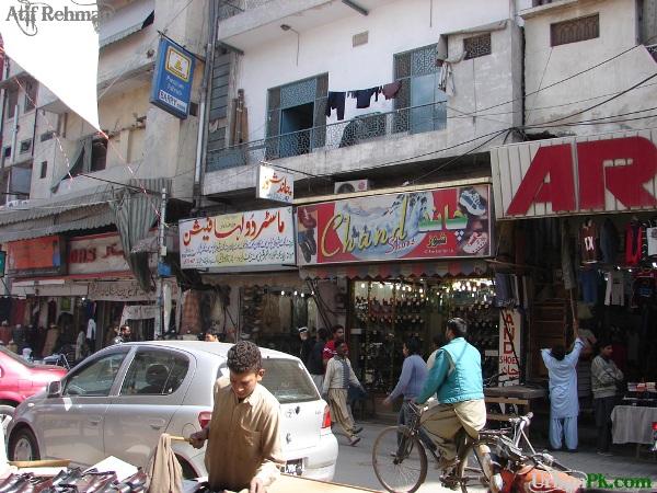 Lahore - Anarkali Market - 003