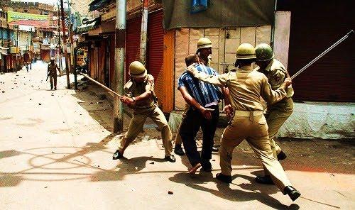 Kashmir_-_police_brutality