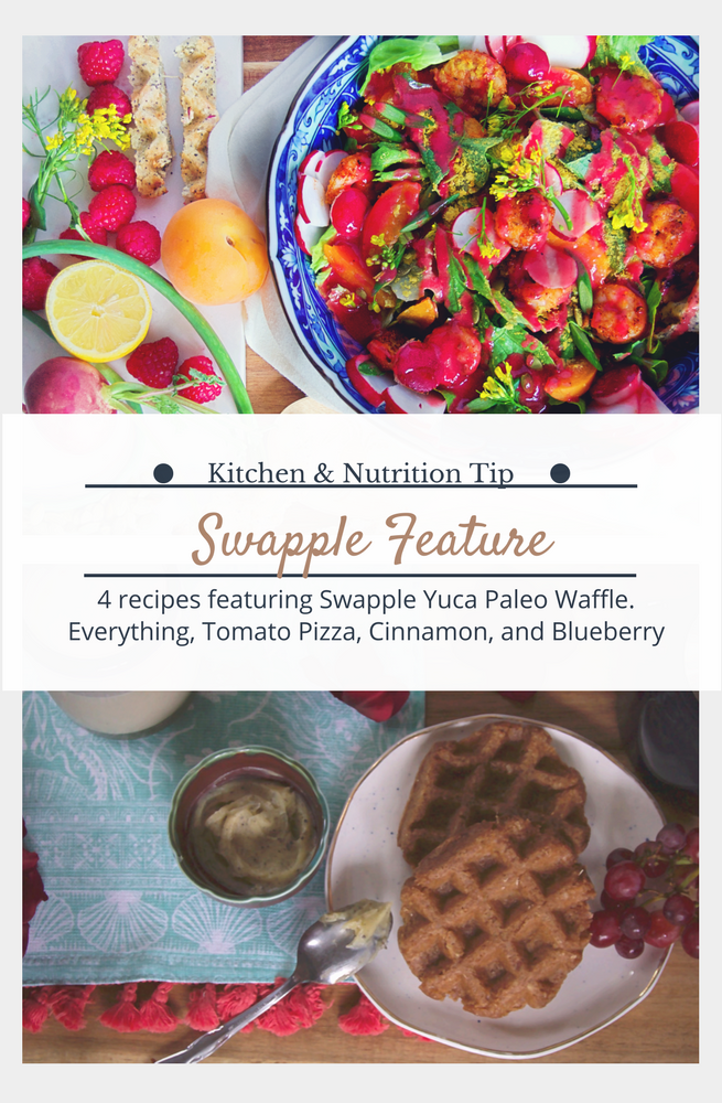 A.K. Kitchen Swapple roundup feature