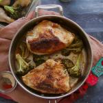crispy baked split chicken breast recipe
