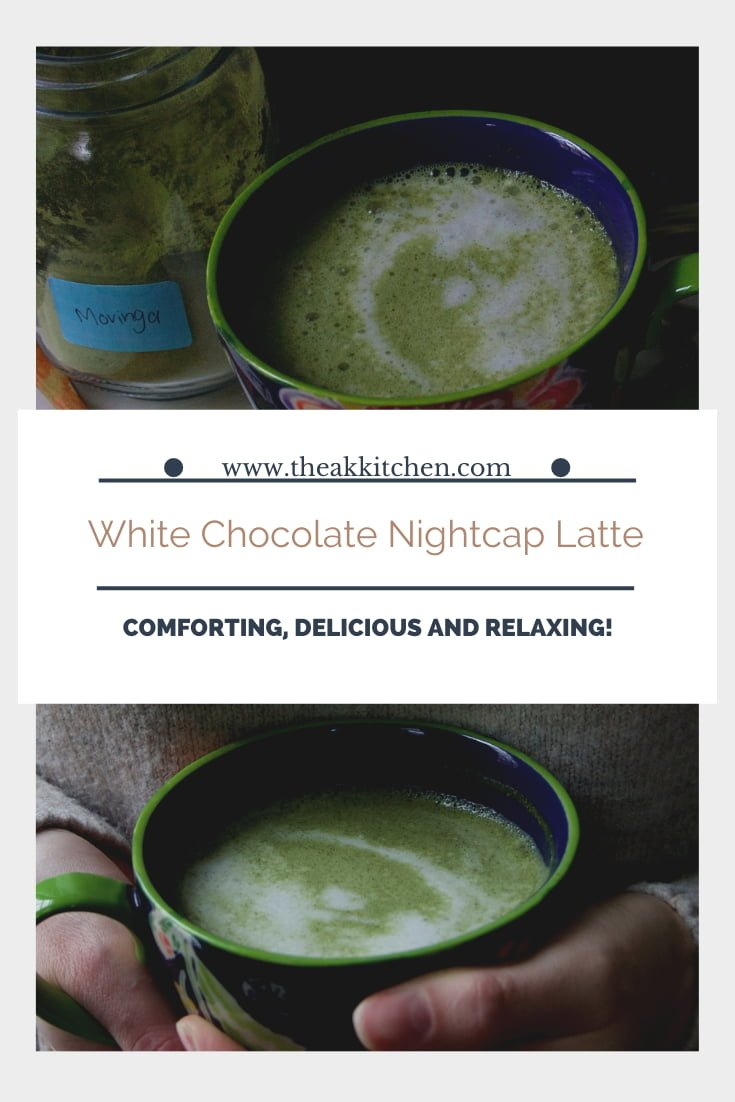 White Chocolate Nightcap Latte