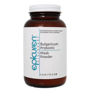 bulgaricum probiotic mask powder