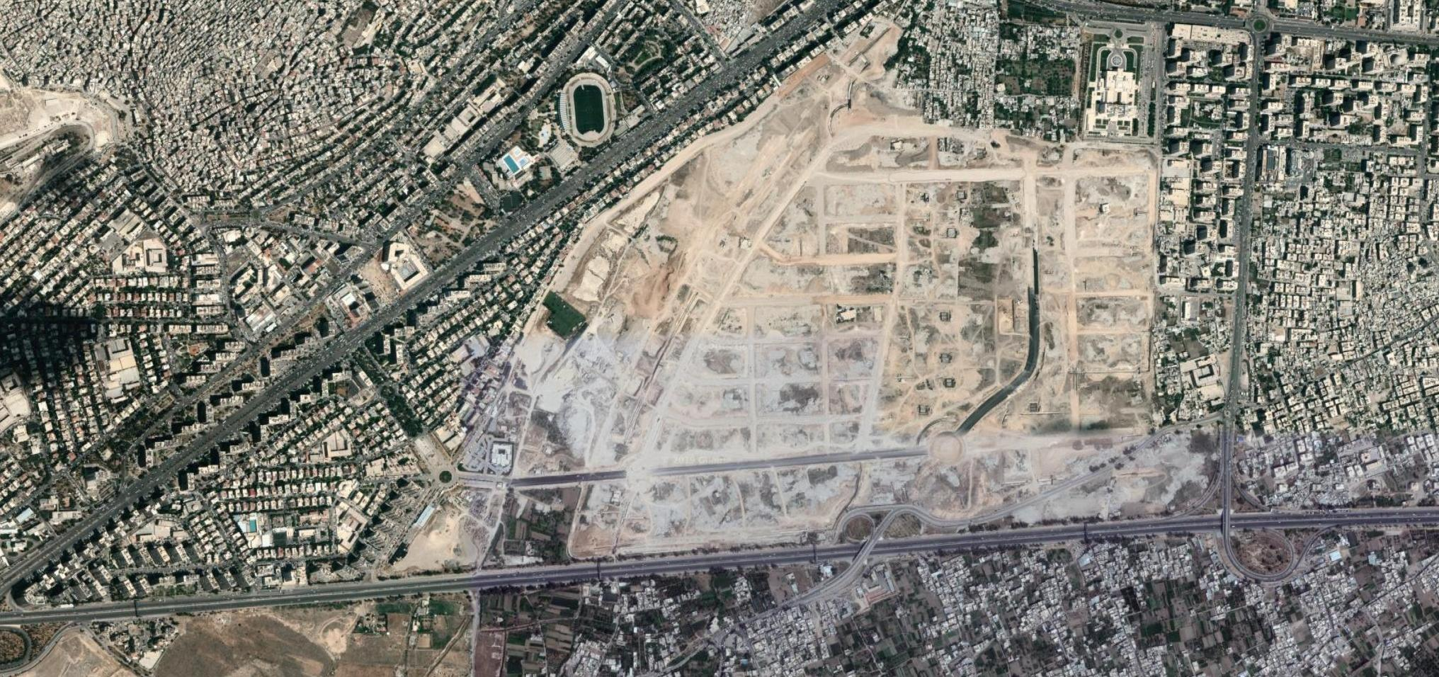 Is Marota City the Type of Reconstruction Syrians Need?