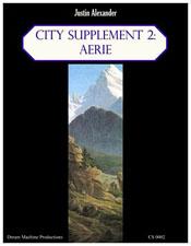 City Supplement 2: Aerie - Justin Alexander