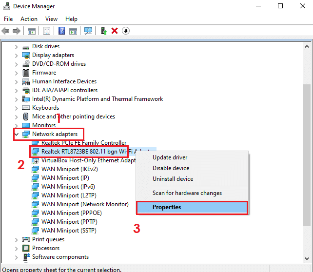 Quick Fix for WiFi doesn't have a Valid IP Configuration Error in Windows 10