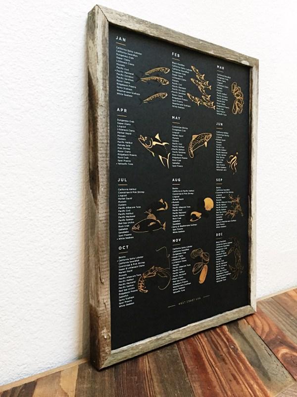 Reclaimed Redwood Handmade Frame 13x19