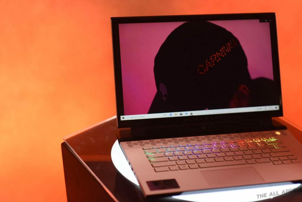 Alienware m15 เปิดตัวดีไซน์ใหม่ บางขึ้น ทรงพลังยิ่งขึ้น
