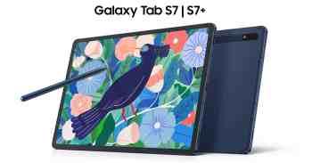 Samsung เปิดตัว Galaxy Tab S7/S7+ กับสีใหม่ Mystic Navy พร้อม Android 11 และ 5G