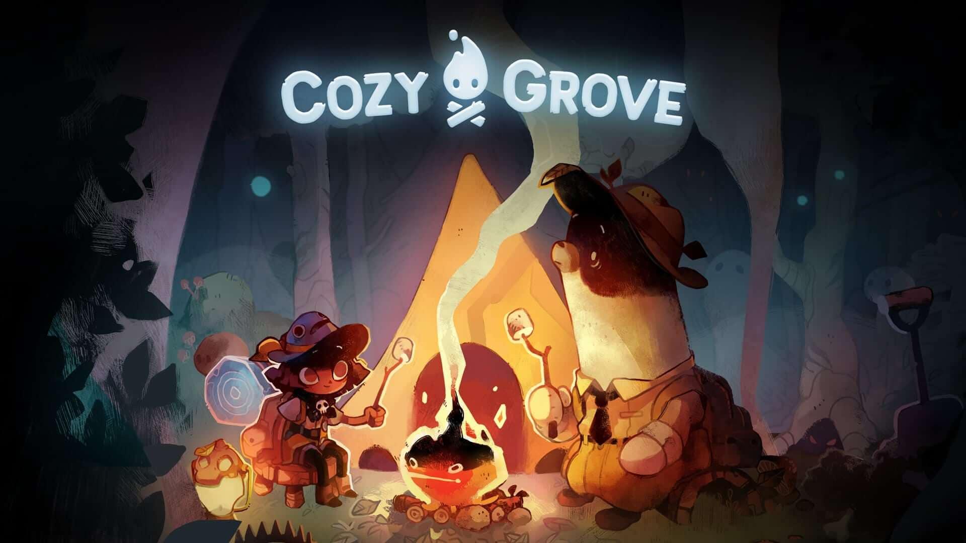 Apple Arcade จะเปิดตัว Cozy Grove เกมสร้างแคมป์บนเกาะผีสิงกับตัวละครสุดน่ารัก ในวันศุกร์นี้