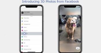 3D Photos Facebook