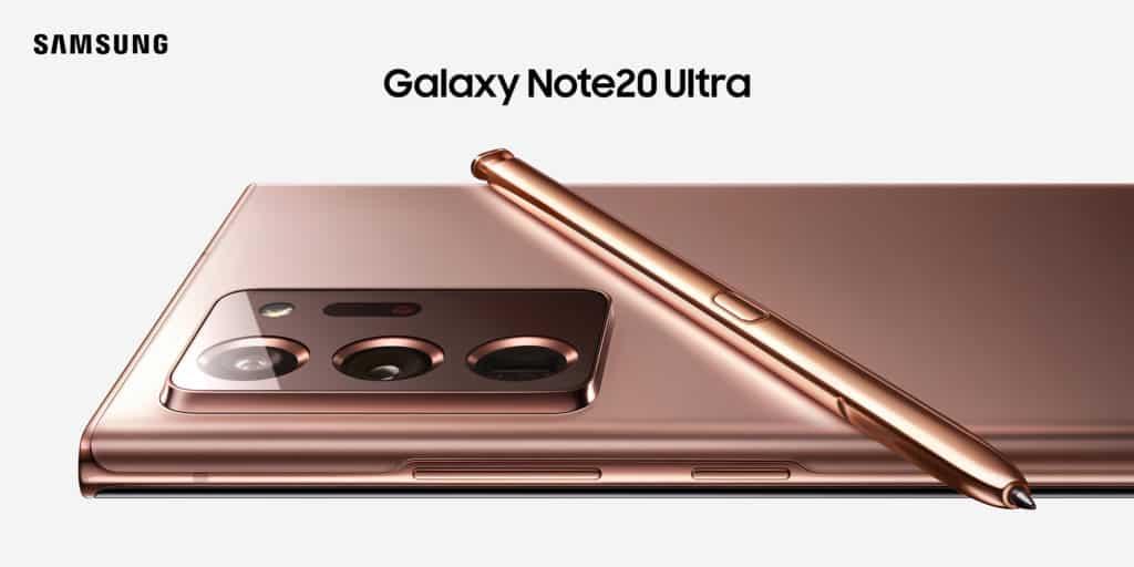 ซัมซุงเปิดตัว 5 สุดยอดสมาร์ทดีไวซ์ล่าสุด นำโดย Samsung Galaxy Note20 และ Galaxy Note20 Ultra นวัตกรรมล่าสุดเพื่อเสริมพลังการทำงานและความบันเทิง