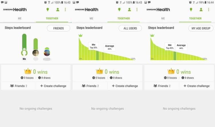 Samsung Health Together