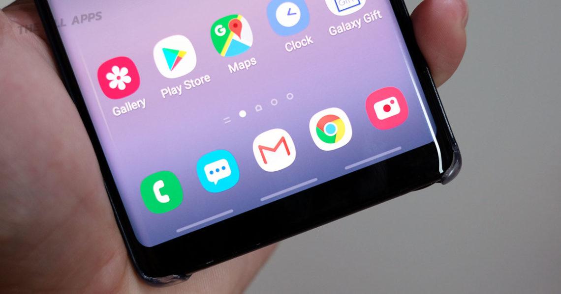 Samsung Galaxy Tips Full Navigation Bar