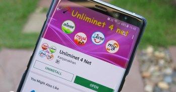 Unliminet 4 Net รวมโปรเน็ต 4 ค่าย AIS, TrueMove, Dtac และ My by CAT