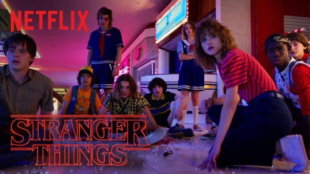 Stranger Things Netflix Spotify