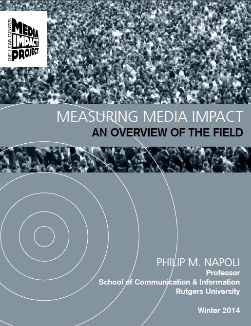 Measuring Media Impact