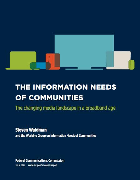 The Information Needs of Communities