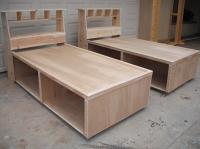 STORAGE PLATFORM BEDS - Hawaii Platform Beds - The Aloha Boy