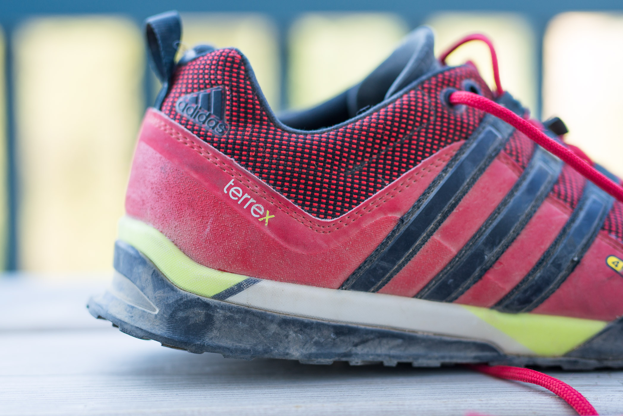 Review: Adidas Outdoor Terrex Solo shoe – The Alpine Start