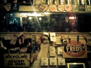 Fred's, Cubao Expo. Photo by: Kimmy Baraoidan