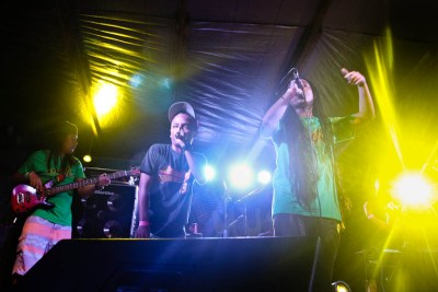 DreadKnot Used performs during the Nalu Music Fest in Baler, Aurora. Photo by: Kimmy Baraoidan