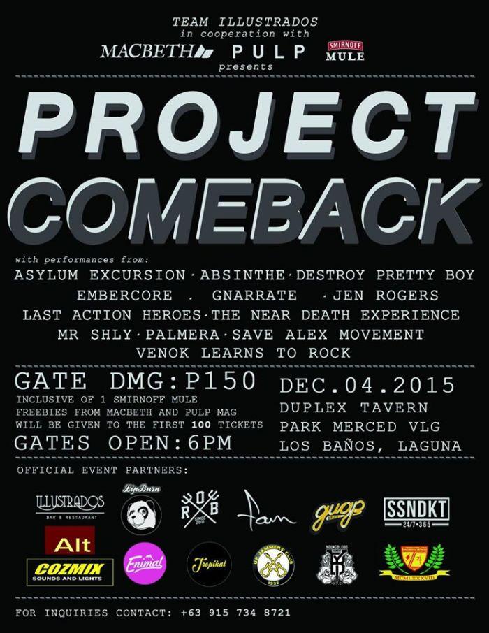 projectcomeback