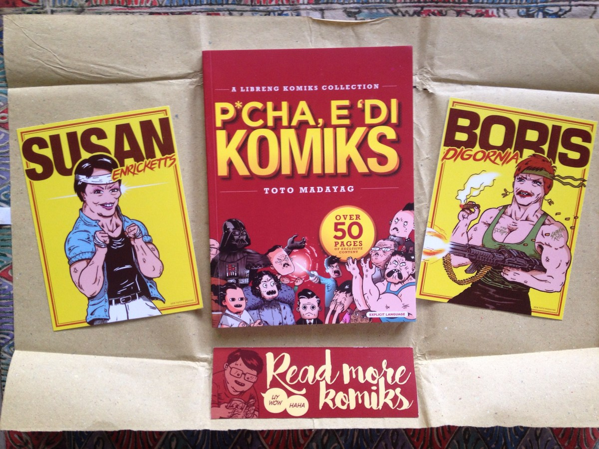 Libreng Komiks, Kikomachine 12 to be launched