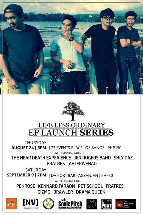 Life Less Ordinary EP launch