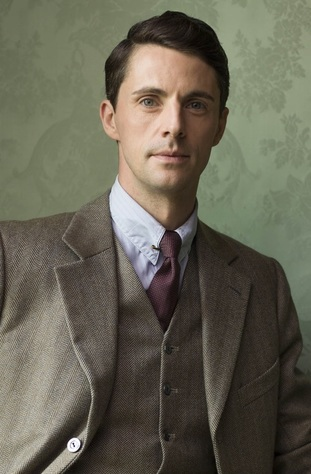 Talbot, Downton Abbey Christmas Special