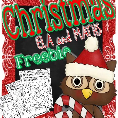 Create A Christmas Themed Full Learning Center