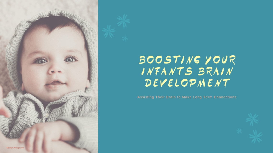 Ways to Boost Infant Brain Development plus Printable