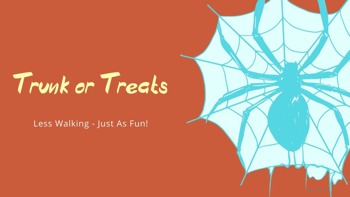 Trunk or Treating Ideas with Printable