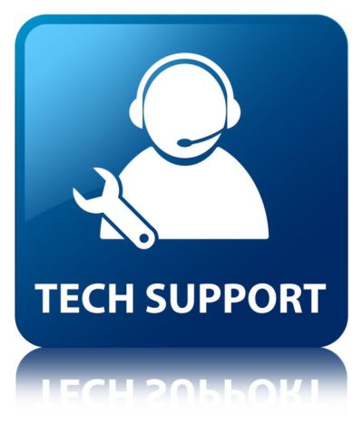 A look at tech support