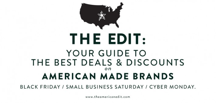 The Edit: Black Friday, Small Business Saturday, Cyber