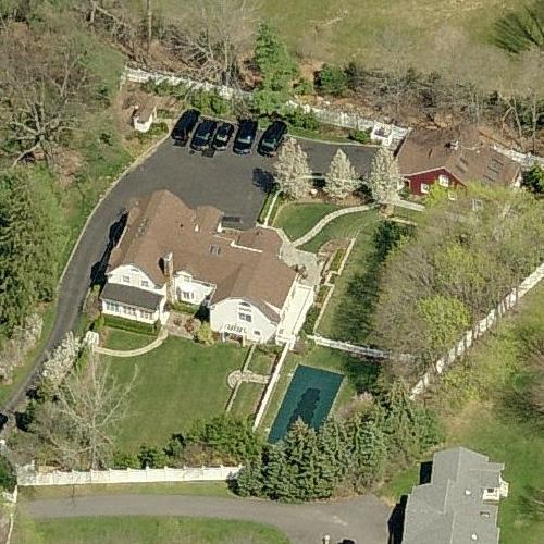 Image result for image of wall around hillary clinton's compound