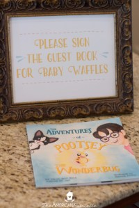 Children's Book-Themed Baby Shower - The American Patriette